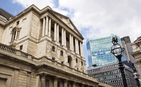 The Bank of England is concerned about  'fire sales' in one part of the system spreading to other areas.