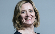 Amber Rudd named work and pensions secretary