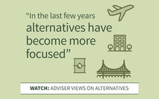 How are advisers using alternative assets?