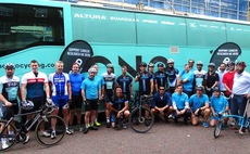 Sanlam sets off on countrywide cycling challenge for CASCAID