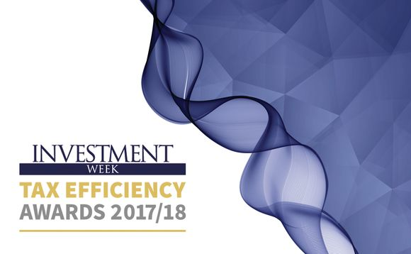 Tax Efficiency Awards 2017-18