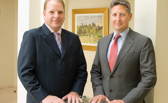 Gary Potter and Rob Burdett's multi-manager funds are being rebranded