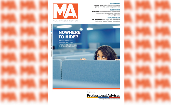 Read the latest edition of PA's magazine Multi-Asset Review