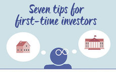 Video: Seven tips for first-time investors