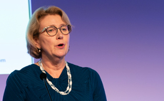 Henrietta Jowitt at this year's Women in Investment Festival