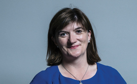 Nicky Morgan among trio to join FSCS board