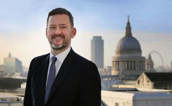 James Rainbow of Schroders