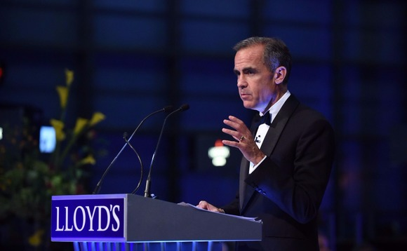 "Mark Carney: ""The level of debt is enormous relative to the size of the economy."""