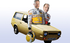 Boycie backs Burdett and Potter's round-Britain charity drive