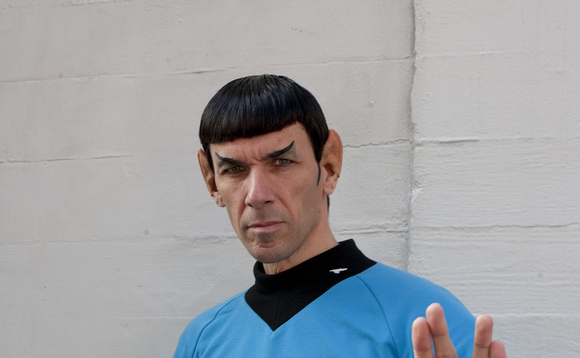"""We are advocating the Vulcan greeting 'live long and prosper'."" - Chris Davies"