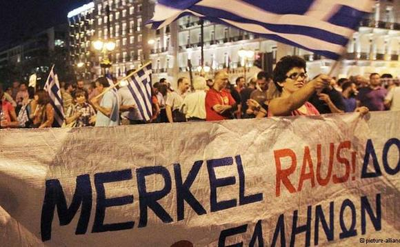 Anti-bailout Syriza triumphs in Greek elections to resurrect euro crisis fears