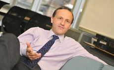 "Steve Webb: ""From the government's point of view, a period of negative inflation when prices are actually falling would be the ideal time to justify not sticking to the 2.5% floor implied by the triple lock."""
