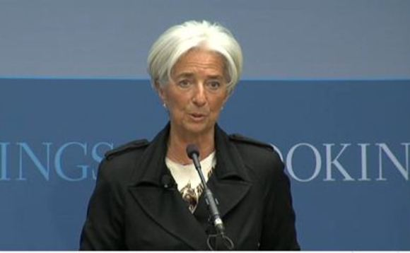 Christine Lagarde nominated for role of ECB president