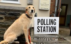 Who let the dogs out? Advisers' pets cast their vote in #GE2019