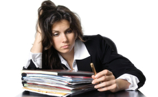 Brits most stressed workers in world