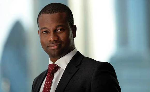 Justin Onuekwusi recently spearheaded the #IAM Campaign with BlackRock's Gavin Lewis