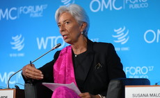 Christine Lagarde to step down from IMF role to focus on ECB nomination
