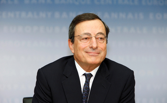 Mario Draghi departs the ECB after eight years