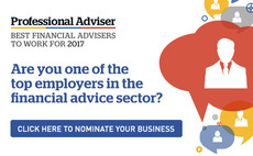 Who are the best financial adviser firms to work for?