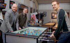 How three men playing foosball started an end of life firm