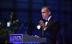BoE's Carney: China one of the biggest risks to global economy